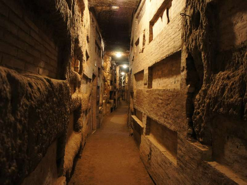 Tour Catacombe E Appia Antica Suityrhome